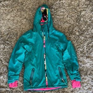 Billabong ski/snowboard jacket
